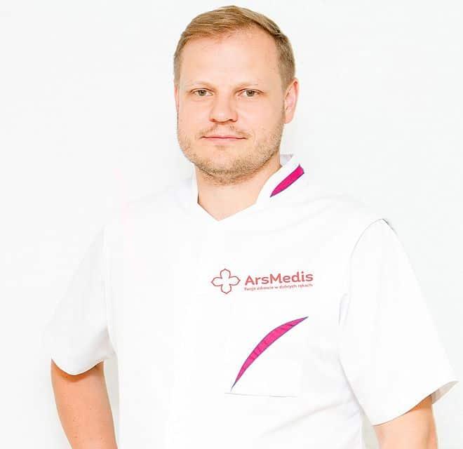 mgr Łukasz Garbień osteopata