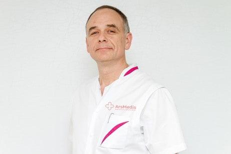 lekarz Janusz Orzechowski