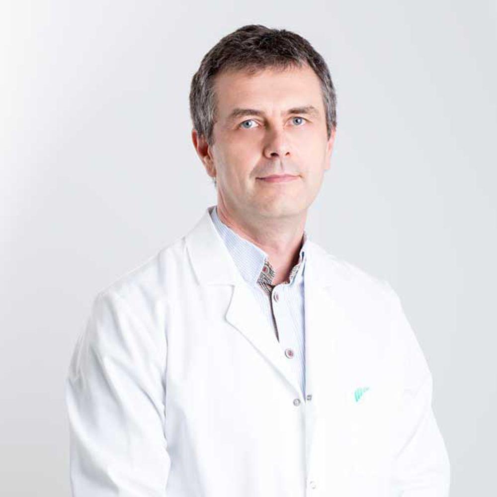 lekarz medycyny Bartłomiej Szabla
