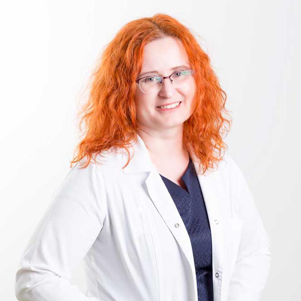lekarz medycyny Katarzyna Klepczyk