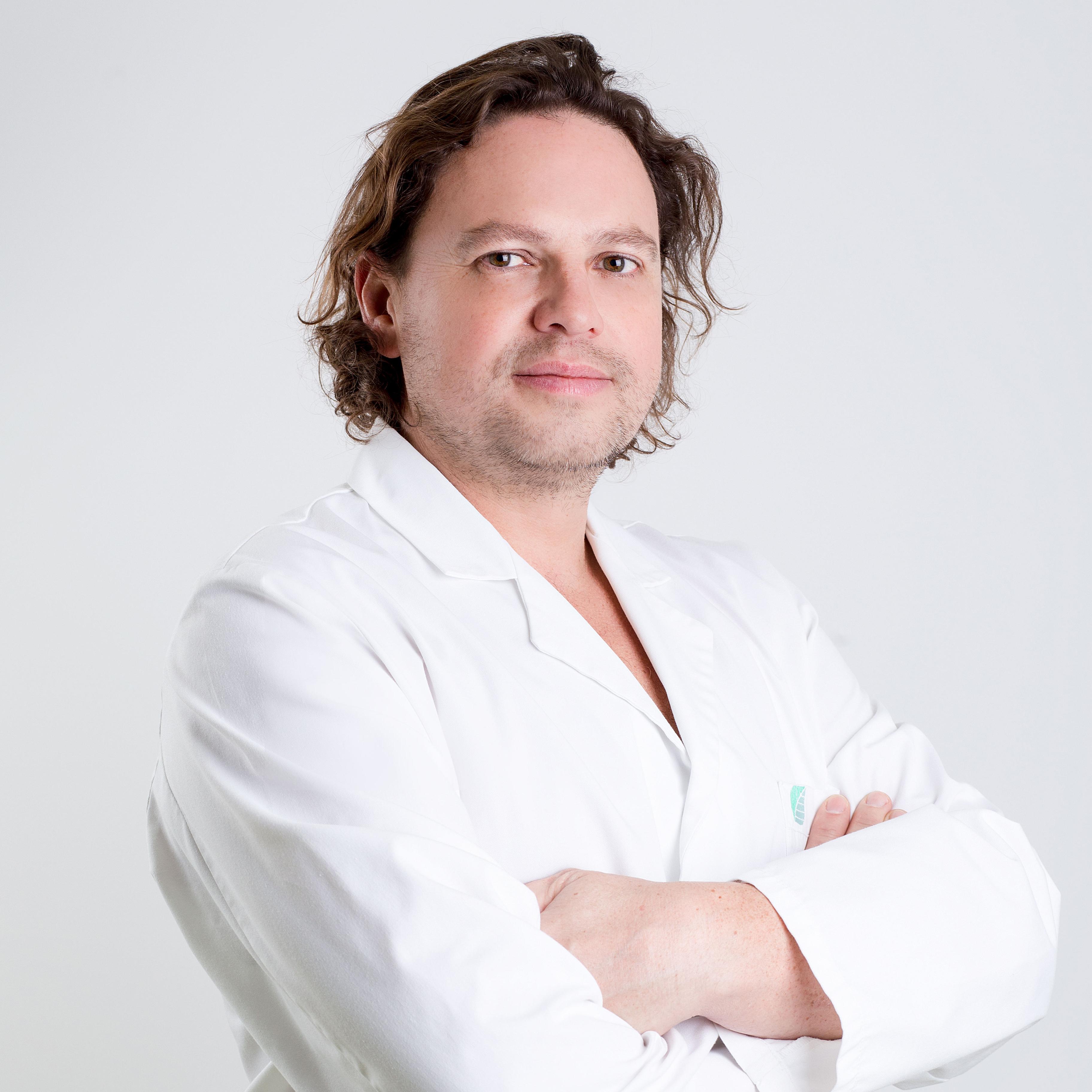 doktor n. medycyny Maciej Garbień