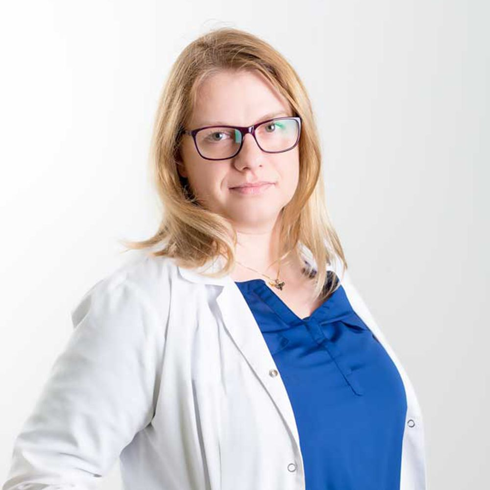 lekarz medycyny Monika Susz-Kołodyńska