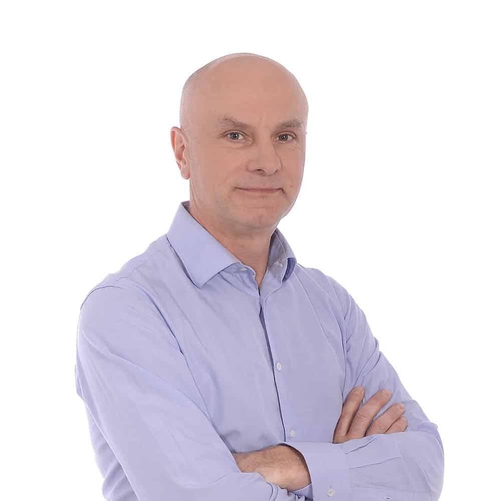 dr n. med. Krzysztof Korta Chirurg naczyniowy